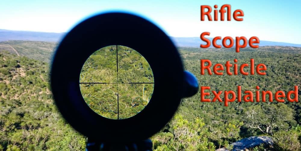 rifle scope reticle