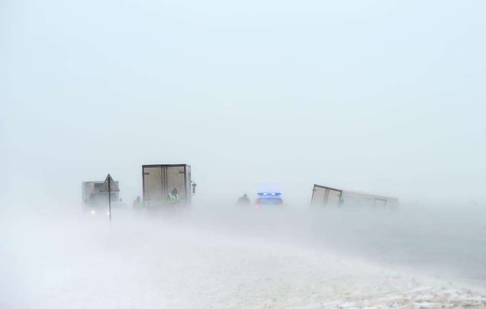 survive blizzard