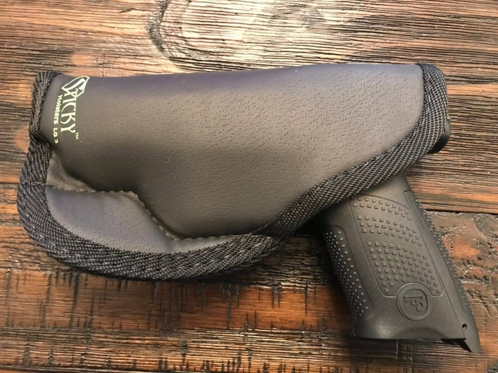 CZ PC-10 C Sticky Holster