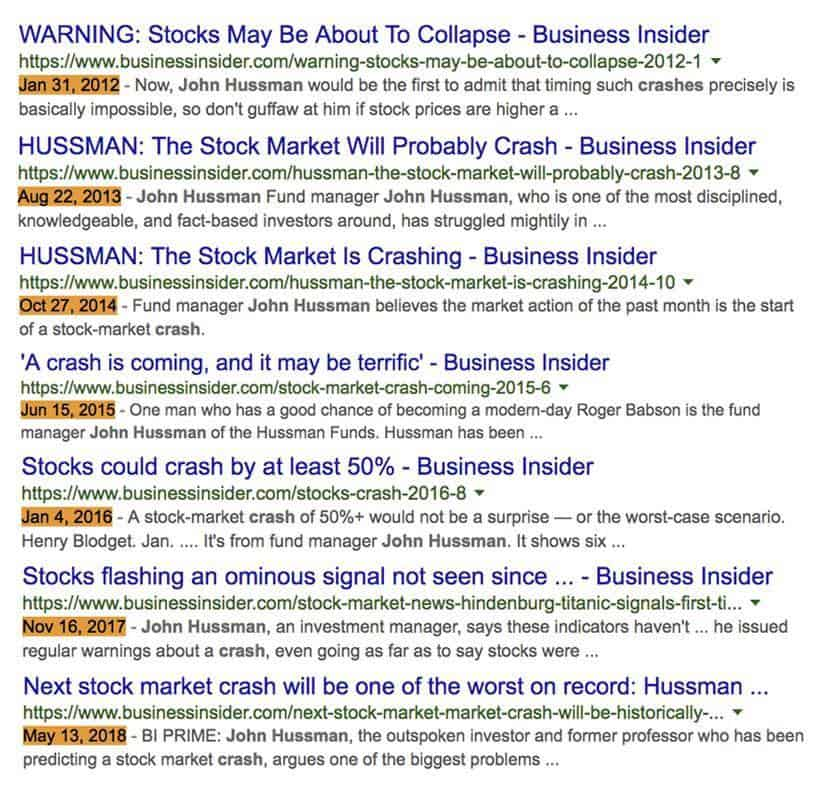 Morgan Stanley Predicts Stock Market Sell-Off Within Next