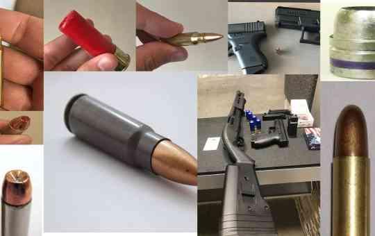 bullet caliber guide