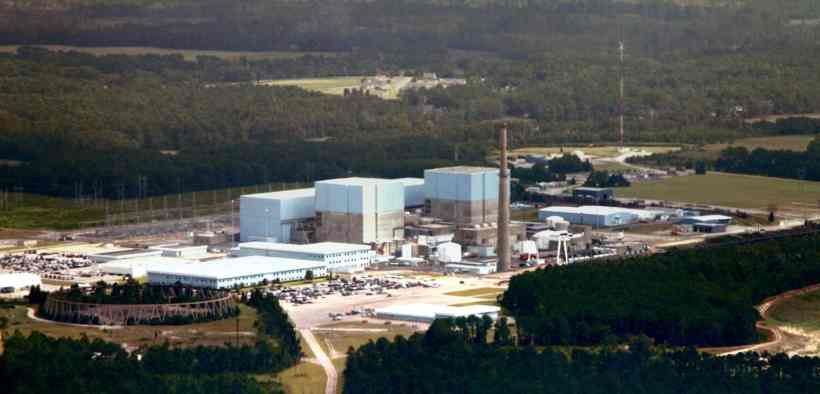 hurricane florence nuclear reactors