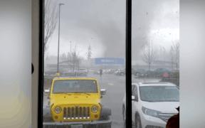 seattle tornado
