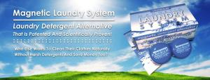water liberty magnetic laundry system
