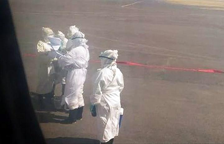 bubonic plague outbreak mongolia