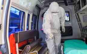 ebola uganda pandemic