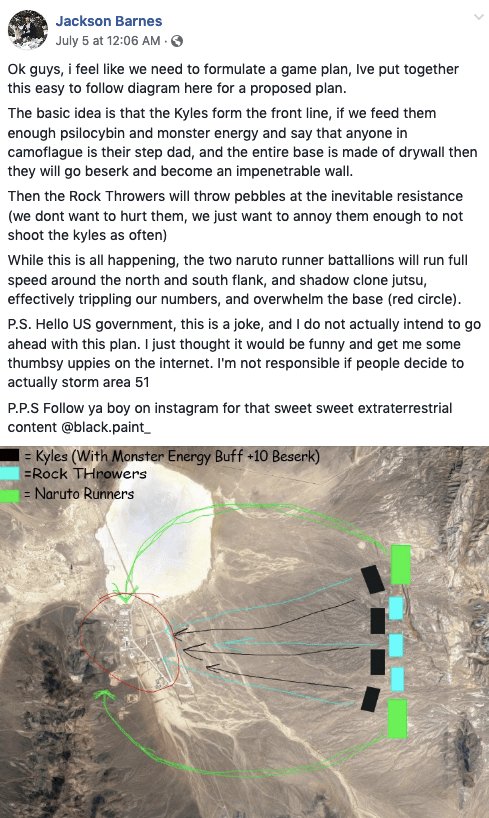 storm area 51 strategy