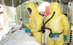 ebola cure