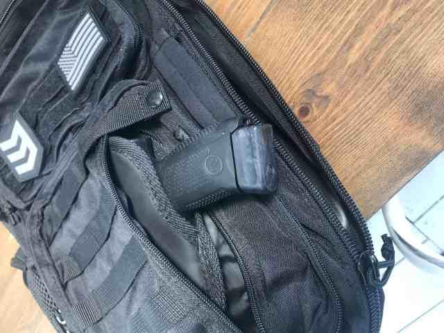 CZ PC10 EDC Sling bag