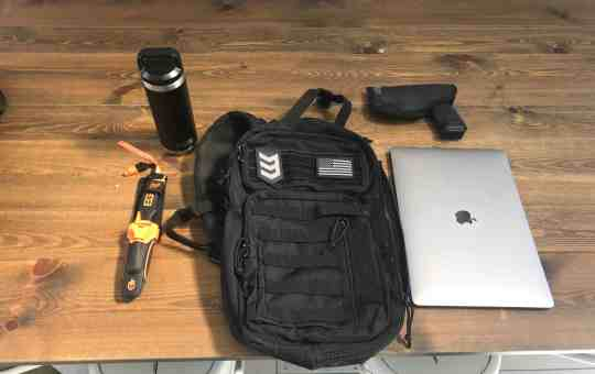 OUTLAW II GEAR SLINGER PACK review