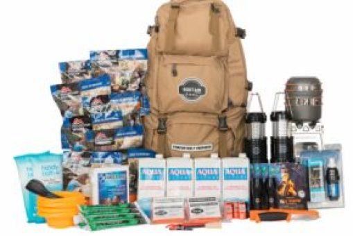 Premium Family Emergency Survival Bag