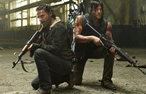Walking Dead's Zombie Survival Gear
