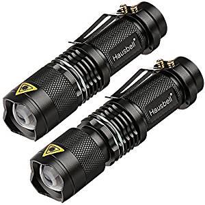 Haubell Mini Flashlights