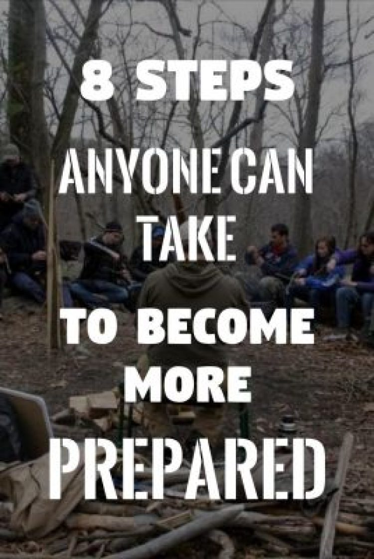 8 steps you can take to become more prepared