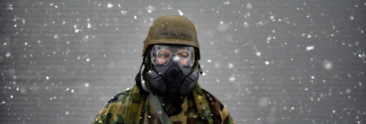 3m tactical gas mask