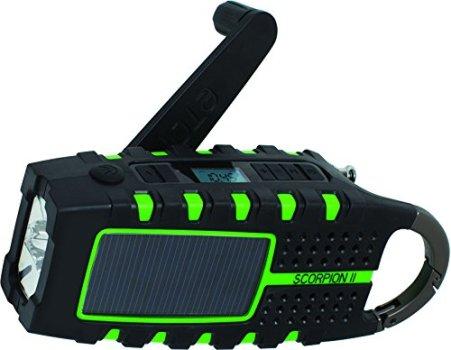 Eton Scorpion ll Rugged Portable