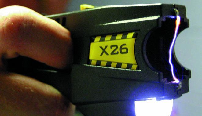 x26 stun gun