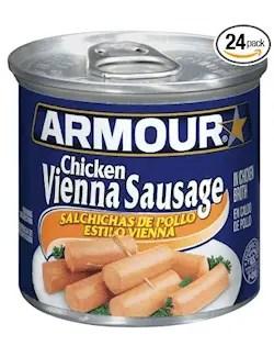 Chicken Vienna Sausage