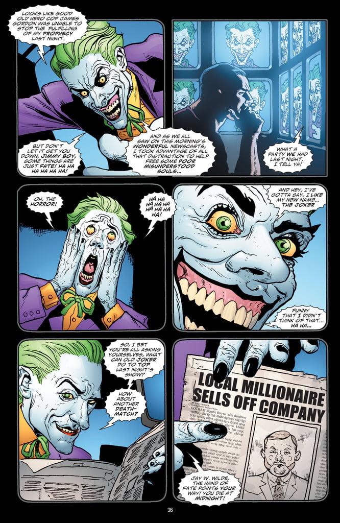L'homme qui rit - Joker de Brubaker