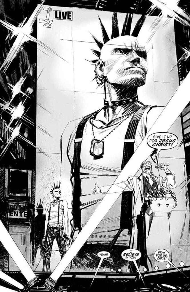 Sean Murphy - Punk Rock Jesus