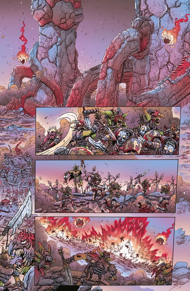 Orc Stain chez Image Comics
