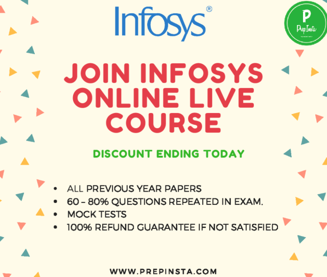 Infosys Paid Materials