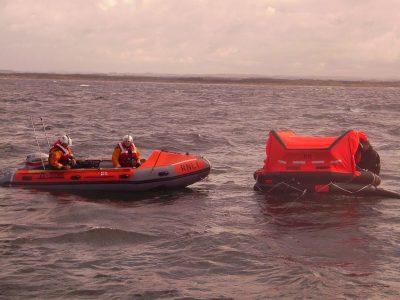 Sea Survival Drills
