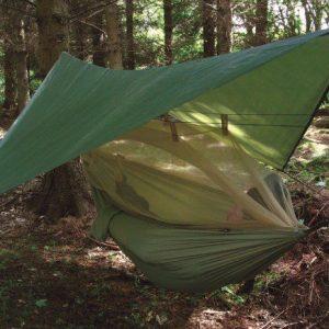 crusader camping hammock preppers paradise