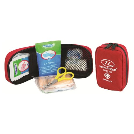 first-aid-mini-pack-highlander-red-open