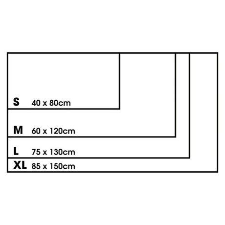 highlander-towel-fibresoft-size-guide