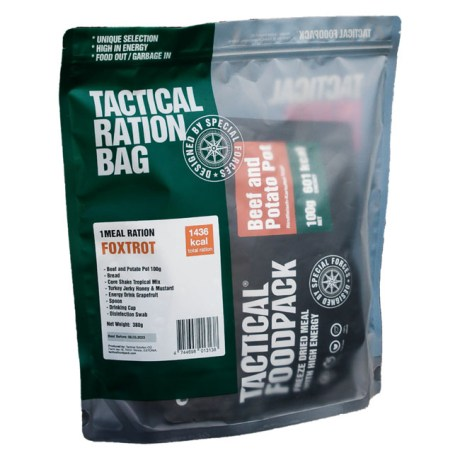 1 Meal Ration Foxtrot