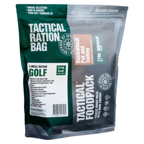 3 Meal Ration Golf