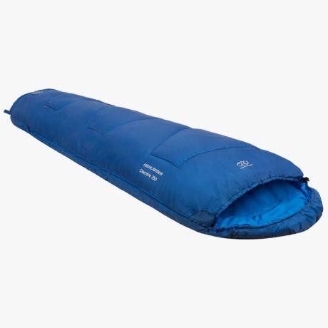 HIGHLANDER-SLEEPLINE-350-MUMMY-SLEEPING-BAG-BLUE-2