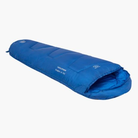 HIGHLANDER-SLEEPLINE-JNR-MUMMY-SLEEPING-BAG-BLUE-3