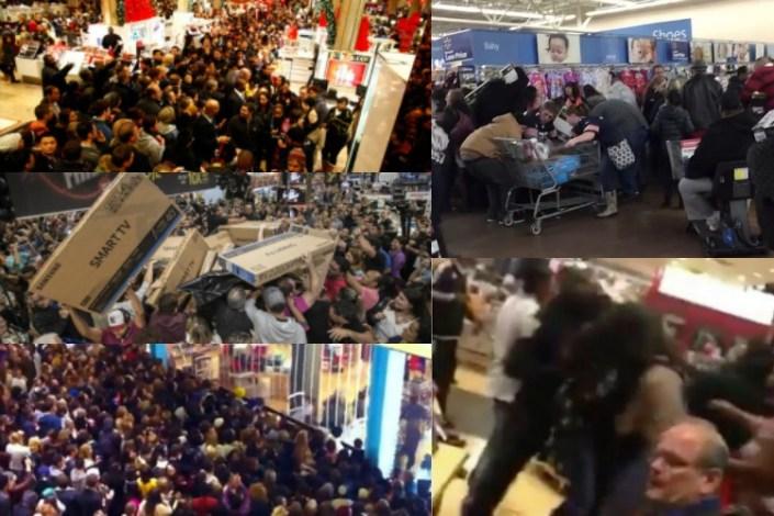 Season's Beatings: The 2017 Black Friday Video Hall of Shame