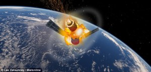 Will the free-falling 8.5 ton Chinese space station crash into lower Michigan? Experts say that the state falls among 'the highest probability'