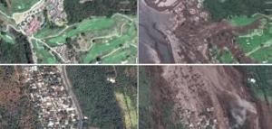 Horrific Satellite Photos Reveal Entire Towns Obliterated by Guatemala Volcano
