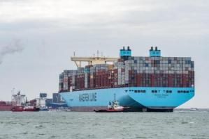 World's Largest Shipping Company Collapses As Trade War Reality Strikes
