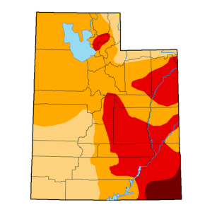 Utah's Extreme Drought Prompts a State of Emergency