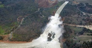 Deja Vu: Is the Oroville Spillway About to Fail Just Two Years After Near-Disastrous Evacuation?