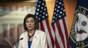 """Pelosi Says House Will Draft Articles Of Impeachment Against """"King"""" Trump"""