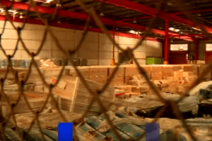 Think the Government Will Save You? Puerto Ricans Find Warehouse FULL of Emergency Supplies Stashed Since Hurricane Maria