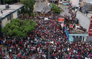"Central America Planning For Wave Of Migrant Caravans – Migrants headed to the U.S. and ""expect Biden to honor his commitments"""