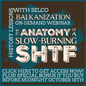History Lessons From Selco: The Anatomy of a Slow-Burning SHTF