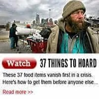 Survival Items you should Hoard