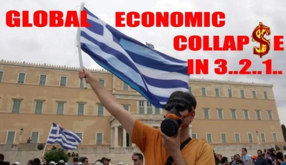 Greece and economic collapse