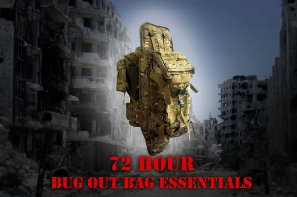 Prepper's Will - 72 Hour Bug-Out Bag