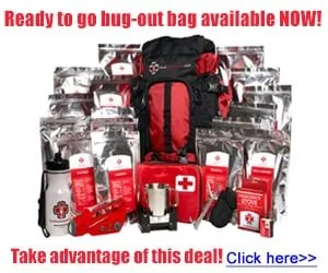 Ready to Go Bug Out Bag