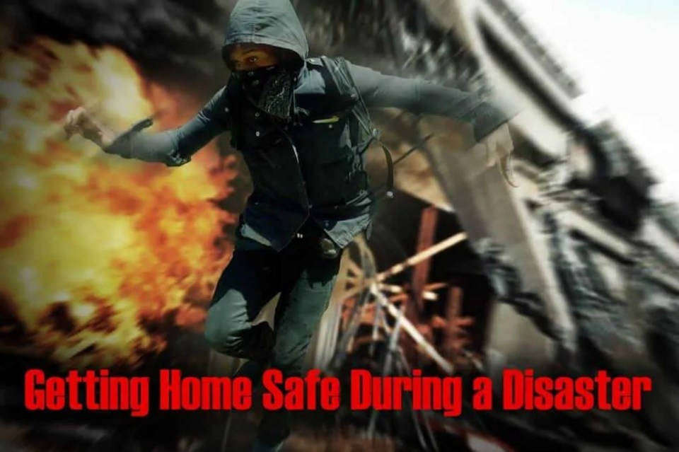 Prepper's Will - Getting Home Safe When SHTF