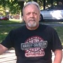 Me in Harley Tee